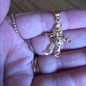 Jewelry - Lovely Clown Pendant
